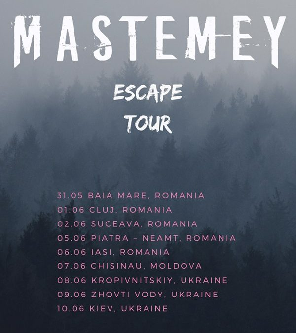 Groove thrasherii polonezi de la Mastemey își promovează noul album cu cinci concerte în România