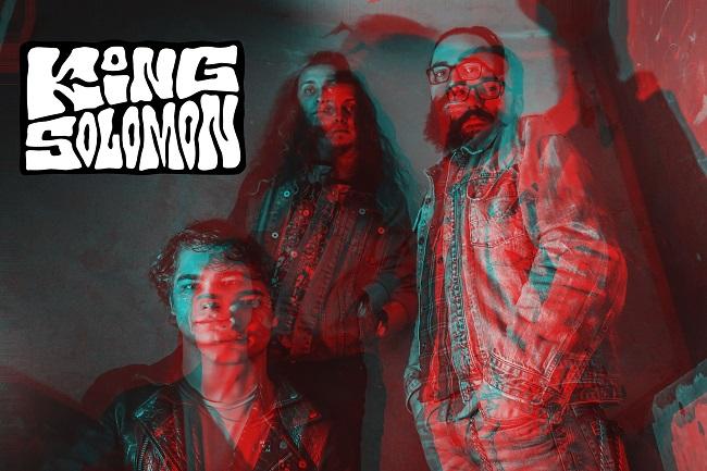 King Solomon, noul proiect cu membri RoadkillSoda, Damage Case și Crossbone, cântă alături de Elder și Cardinal în Quantic