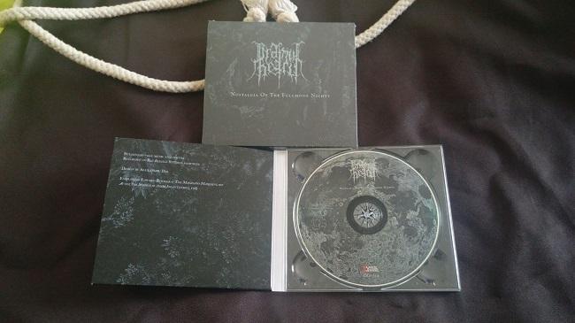 ORDINUL NEGRU relansează două albume