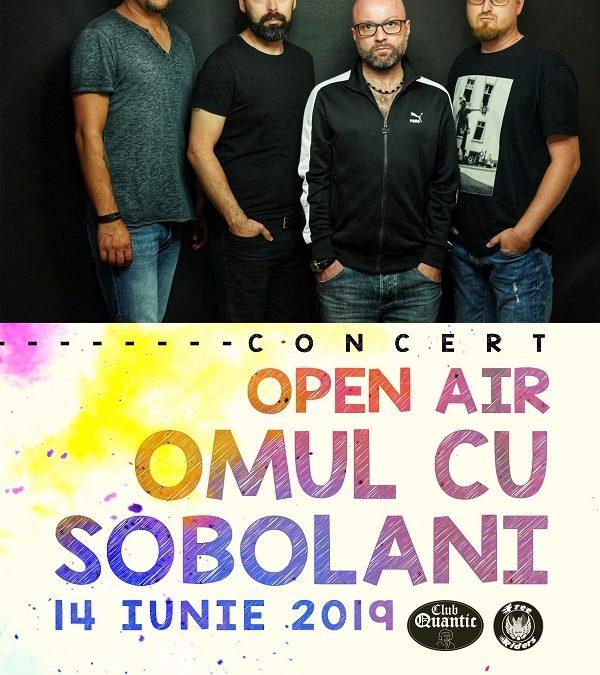 Ultimele două zile cu bilete presale pentru concertul Omul cu Șobolani, din Quantic