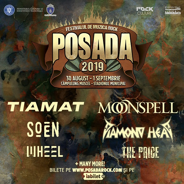 WHEEL și THE PRICE la Posada Rock 2019