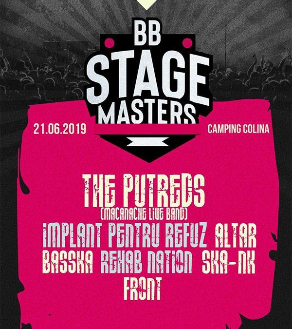 Beard Brothers vă invită la prima ediție BB Stage Masters