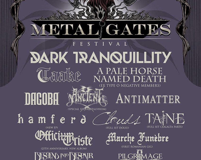 Noi trupe la Metal Gates Festival 2019
