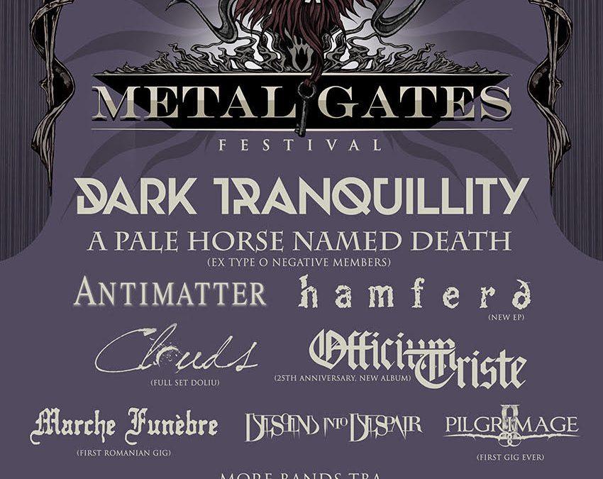 Noi confirmări la Metal Gates Festival 2019