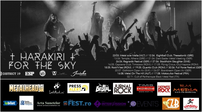 Cronică de concert: Harakiri For The Sky, Magnetic și Paint For The Blind în Capcana Timișoara