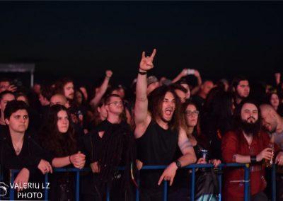 Publicul @ Festivalul Celtic Transilvania 2019 – foto Valeriu Lazăr