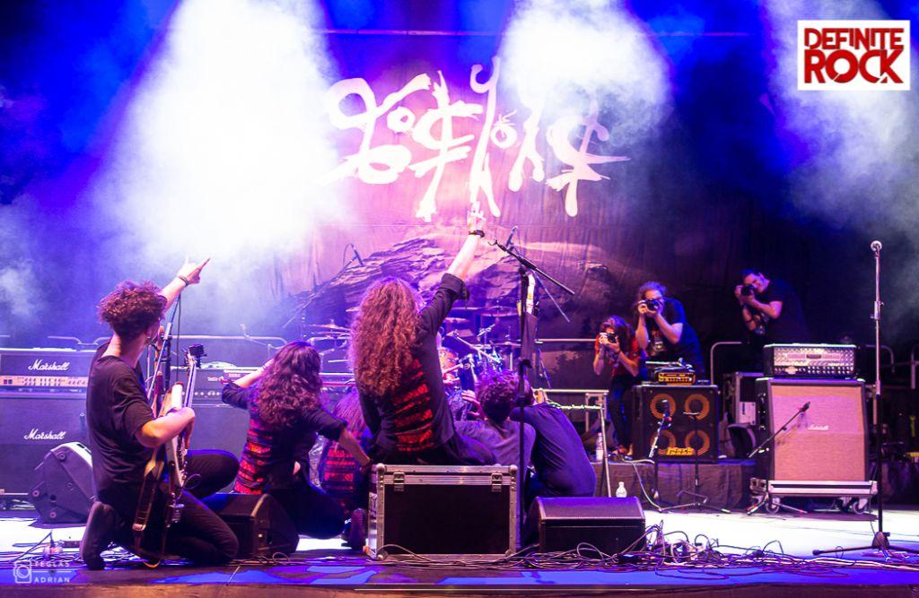 E-an-na @ Festivalul Celtic Transilvania 2019 – foto Adrian Teglaș