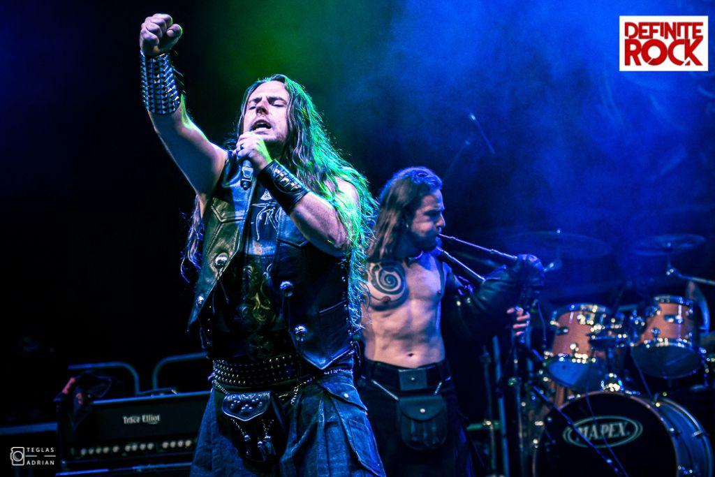 Skiltron @ Festivalul Celtic Transilvania 2019 – foto Adrian Teglaș