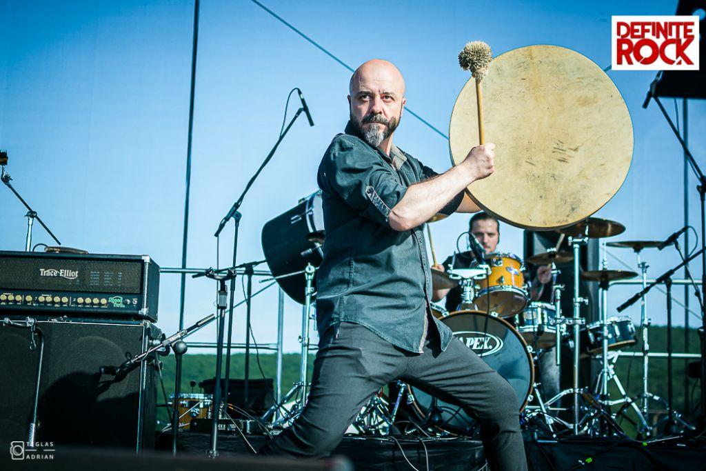 Adamo Caduco @ Festivalul Celtic Transilvania 2019 – foto Adrian Teglaș