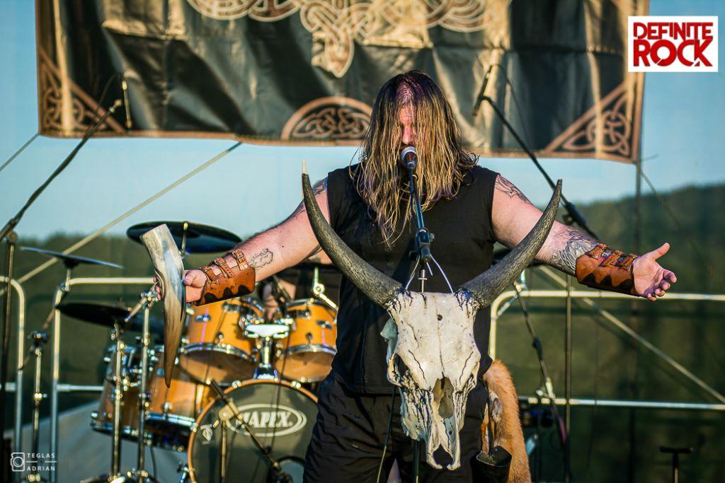 Kylfingar @ Festivalul Celtic Transilvania 2019 – foto Adrian Teglaș