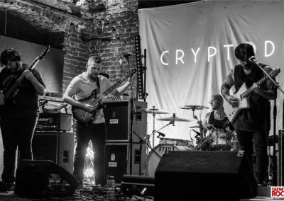 Cryptodira @ Club Capcana, Timișoara – 18 Iulie 2019 – foto Tudor Vâșcan