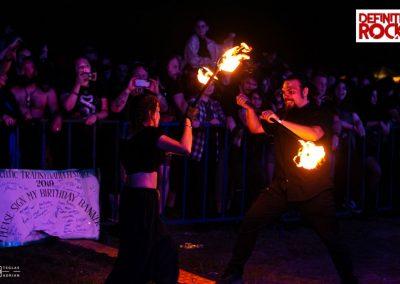 deep 6 @ Festivalul Celtic Transilvania 2019 – foto Adrian Teglaș