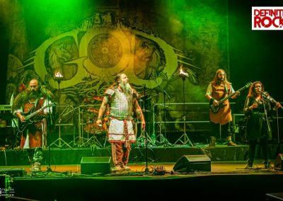 GOD @ Festivalul Celtic Transilvania 2019 – foto Adrian Teglaș