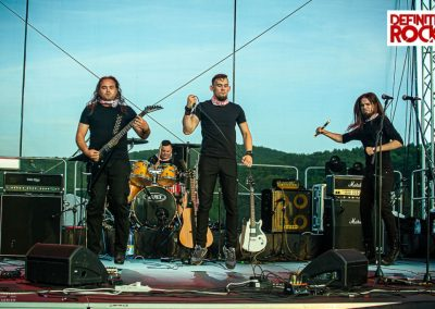 Gjeldrune @ Festivalul Celtic Transilvania 2019 – foto Adrian Teglaș