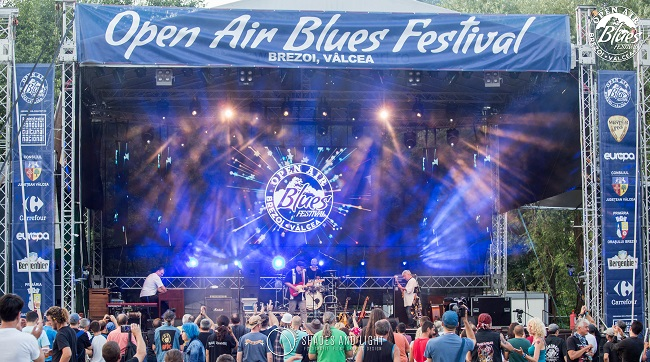 Open Air Blues Festival Brezoi 2019 la final de ediție