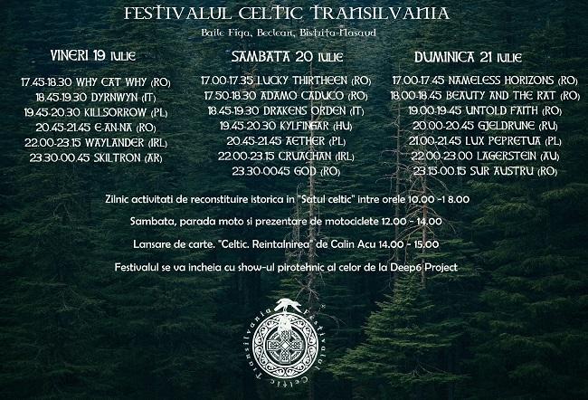 Cronică de festival: Celtic Transilvania, editia a VI-a