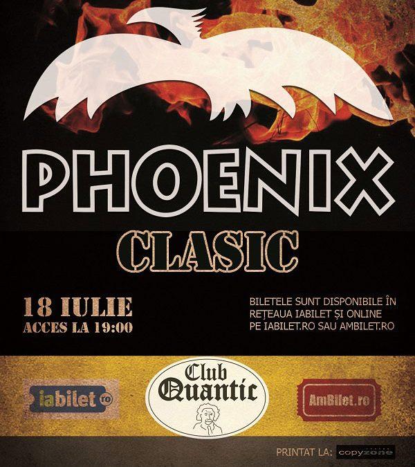Concert Phoenix la Quantic