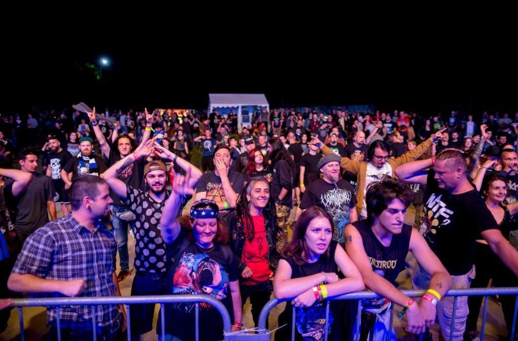 Ministry și The Causalties au strălucit la ediția din acest an a festivalului Rock la Mureș