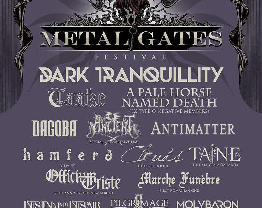 Line-up final pentru Metal Gates Festival 2019