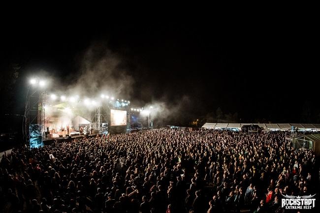 Rockstadt Extreme Fest 2019 la final: 28.000 de participanți în cele 4 zile de festival și 50 de trupe au concertat pe două scene principale!