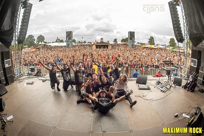 Dirty Shirt a cântat la Wacken în fața a peste 8.000 de oameni