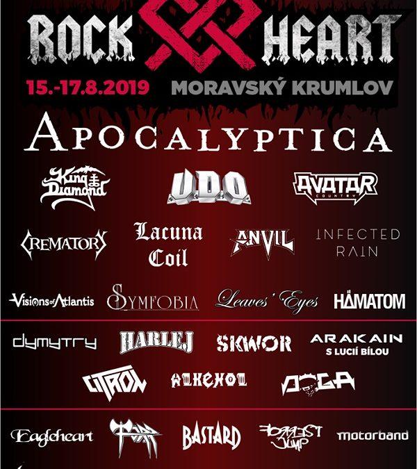 Dirty Shirt va cânta alături de King Diamond, Apocalyptica, Lacuna Coil și alte formații renumite