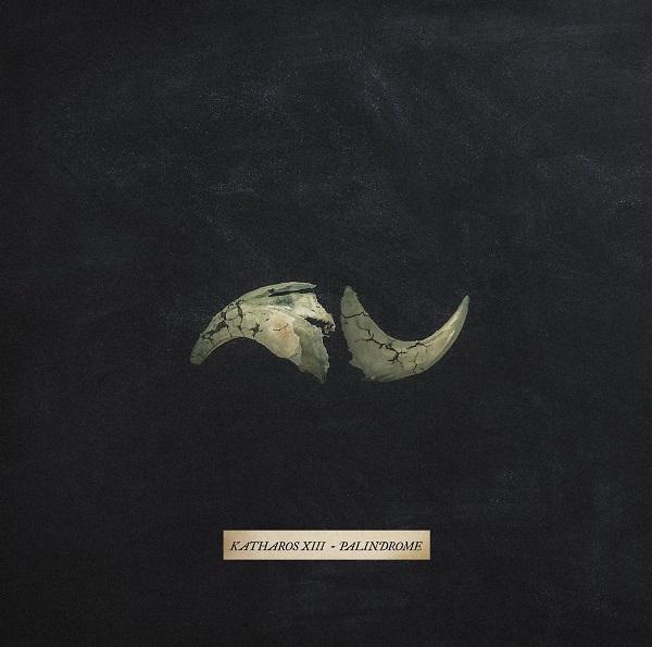 """KATHAROS XIII publică coperta următorului album, """"Palindrome"""""""