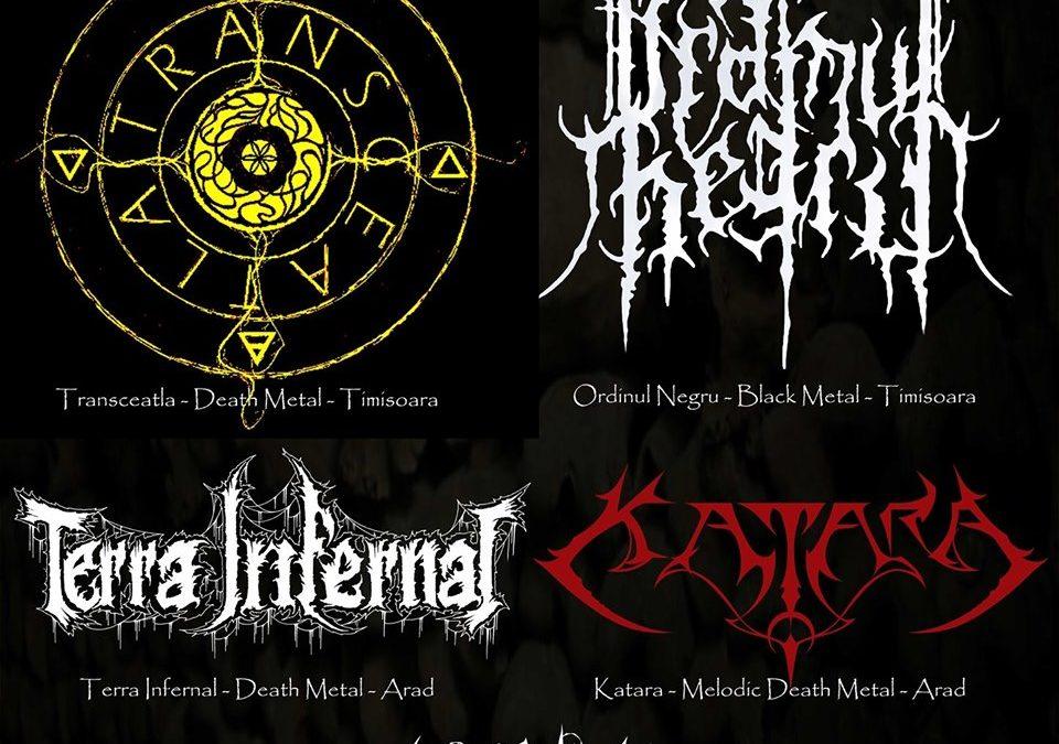 Metal Attack Fest XIII, în Timisoara