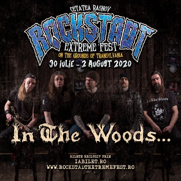 IN THE WOODS… la Rockstadt Extreme Fest 2020