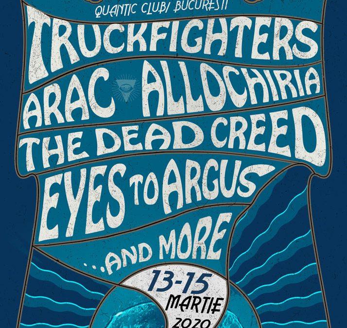 Truckfighters, Allochiria, ARAC Ensemble și alte confirmări la SoundArt Festival 2020