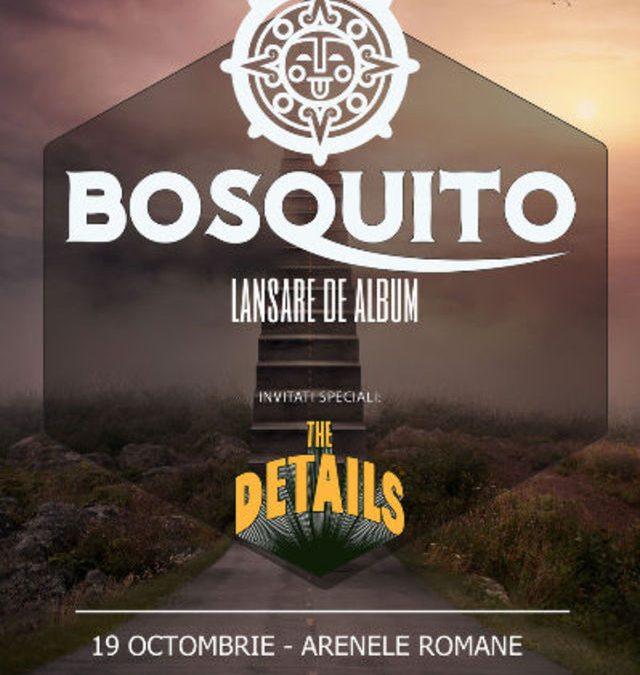 The Details deschid concertul Bosquito de la Arenele Romane