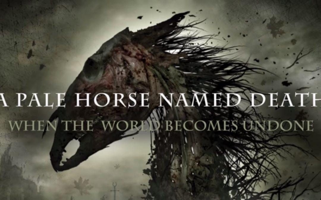 Concert hard rock & gothic cu A Pale Horse Named Death, în Timișoara