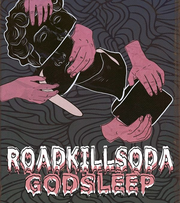 Psychedelicious prezintă: RoadkillSoda și GODSLEEP (GR) live la Expirat, pe 1 noiembrie