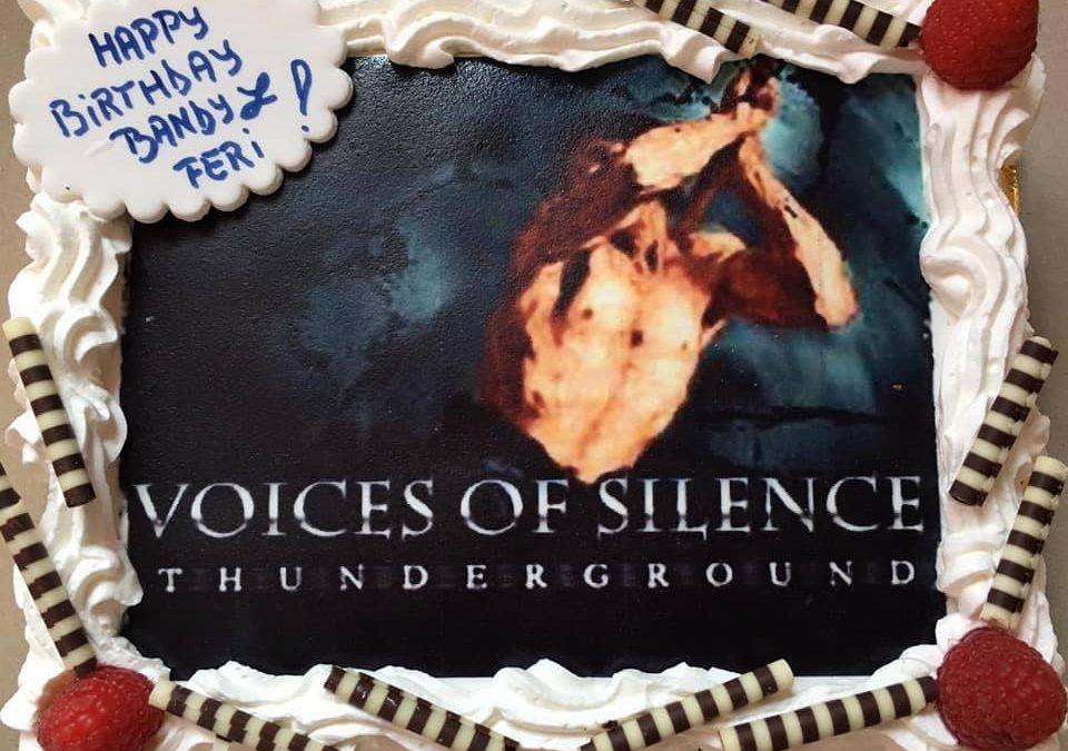 După 25 de ani … interviu aniversar cu trupa clujeană Voices of Silence