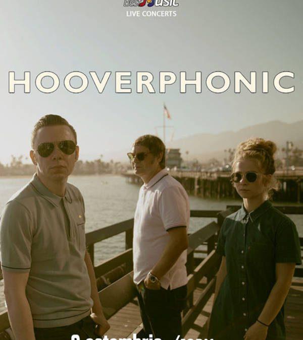 Cronică de concert: Hooverphonic în /Form Space Cluj-Napoca