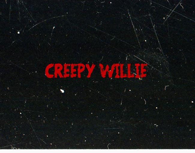 Creepy Willie lansează primul single și pregătește primul concert, la Cluj, în Zipp It