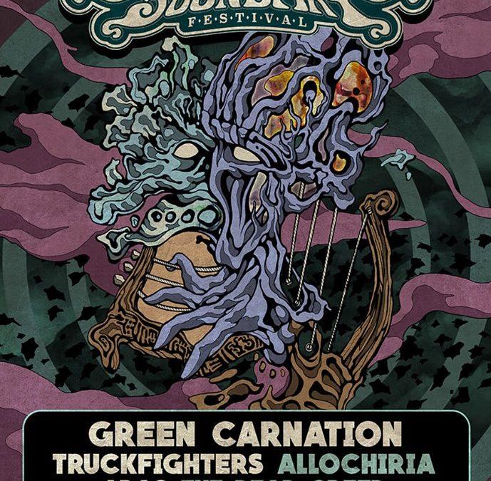 """Soundart Festival 2020 prezintă Green Carnation și prima ediție a concursului """"Sound On Paper"""""""