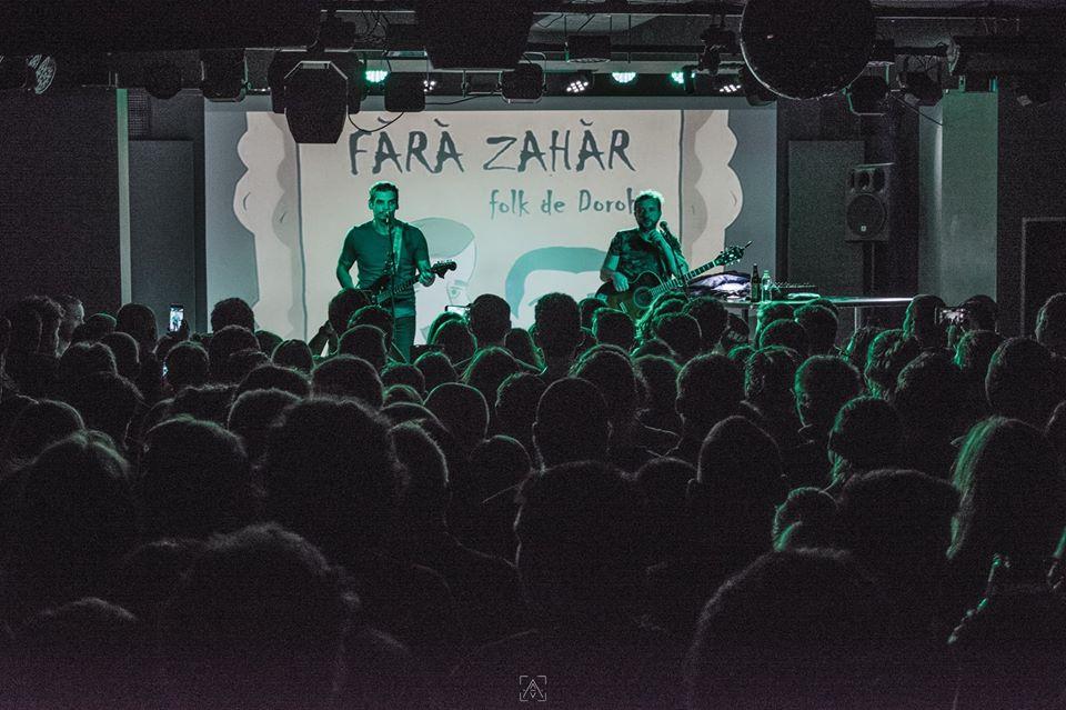 """Fără Zahăr prezintă """"Hamsia"""", LIVE, în Timișoara"""