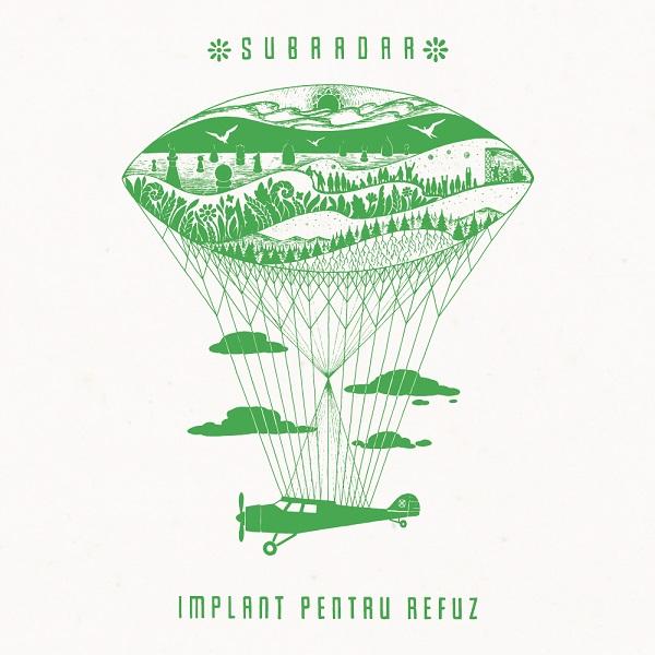 "Implant Pentru Refuz lansează albumul ""SubRadar"""