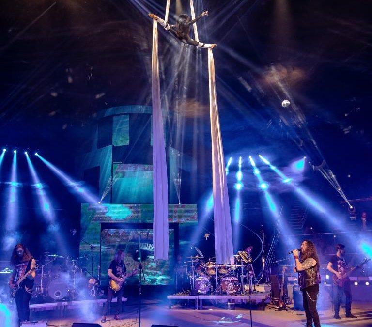 """""""Lumea Toată e un Circ"""" – spectacolul grandios de aproape trei ore al trupei IRIS"""
