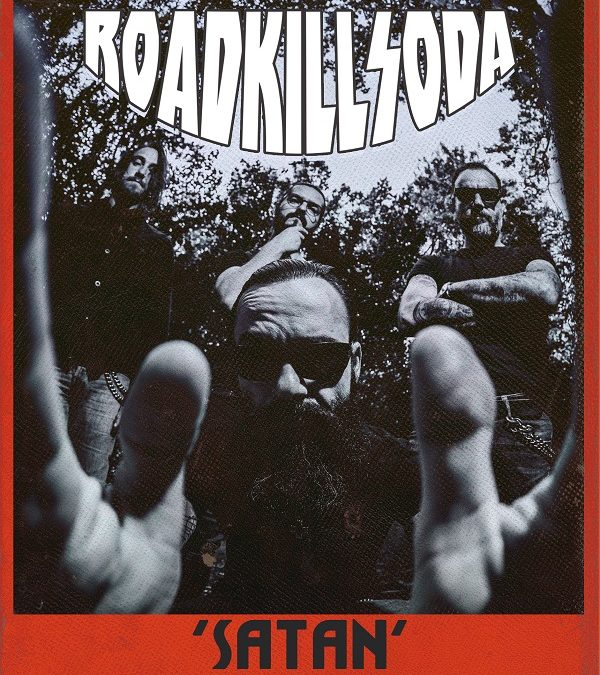 """RoadkillSoda lansează clipul pentru """"Satan"""", noul lor single, pe 28 noiembrie @ Control"""