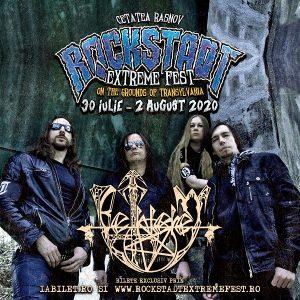 Bethlehem la Rockstadt Extreme Fest 2020