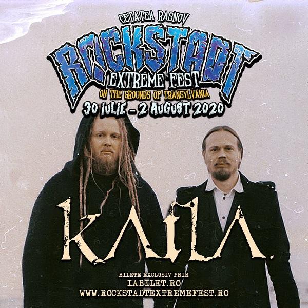 Post-rock islandez la Rockstadt Extreme Fest 2020: Katla.