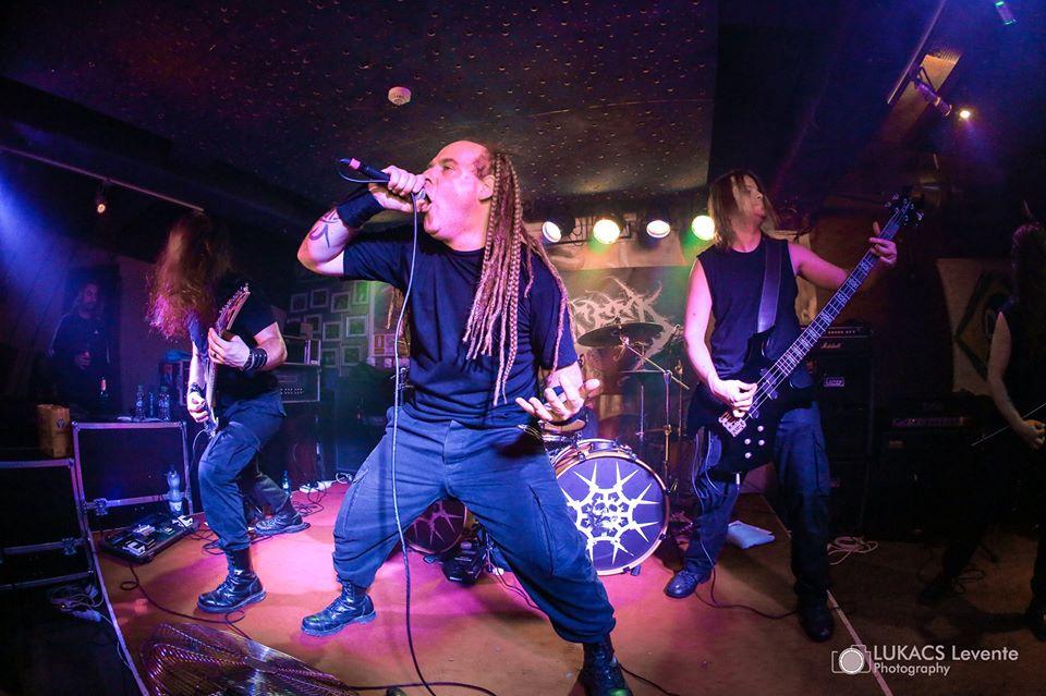 Concert death metal și noul album Angerseed, LIVE, în Capcana