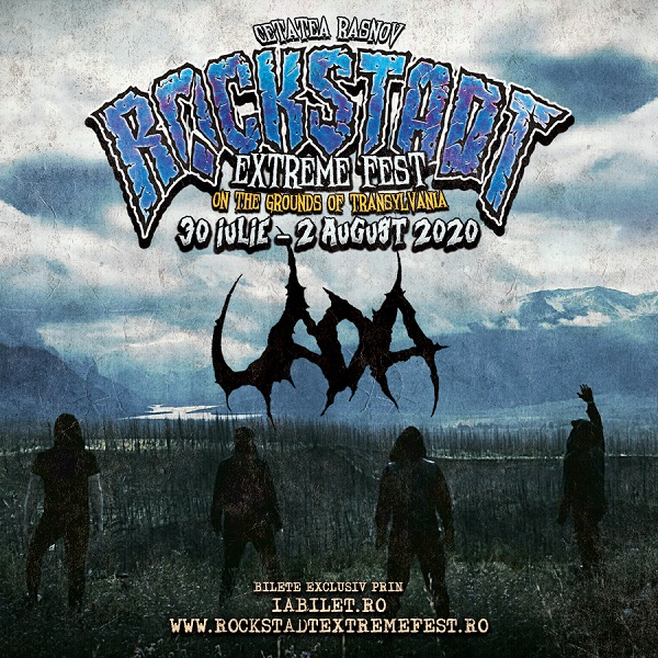 Black metal american la Rockstadt Extreme Fest 2020: UADA!