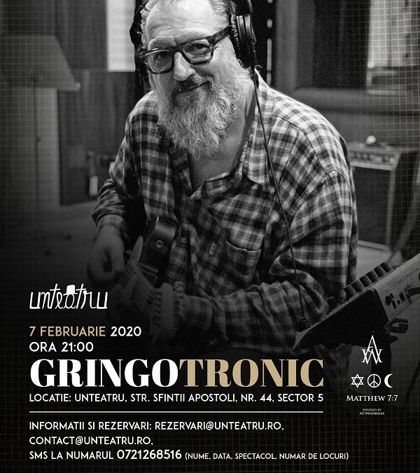 Gringotronic – o aventură multimedia powered by AG Weinberger