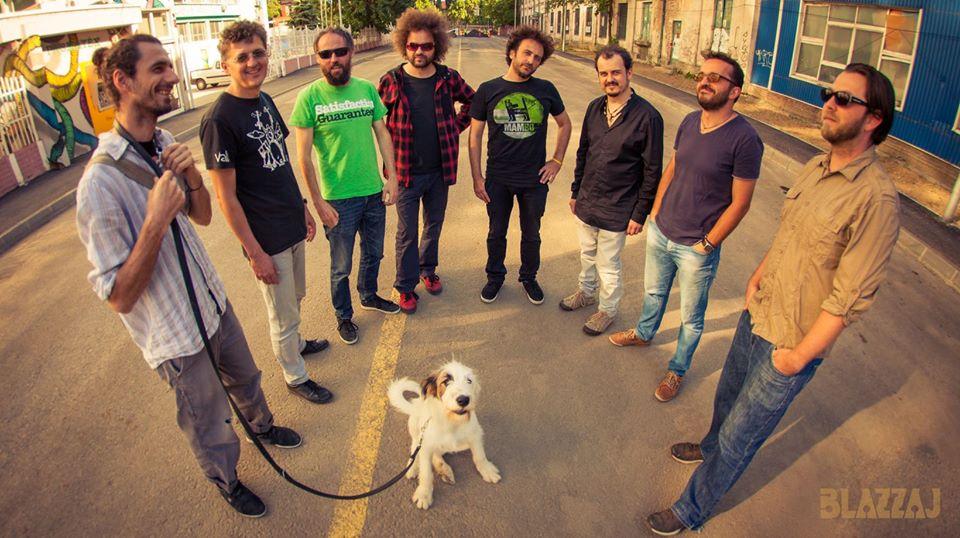 Blazzaj își lansează noul single, LIVE, în Capcana