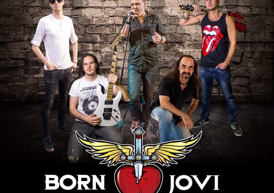 La început de an, concert tribut Bon Jovi, LIVE, în Capcana