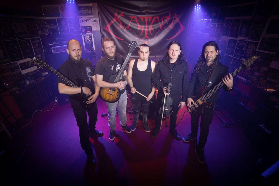 Seară de Melodic Death Metal cu trupa KATARA, LIVE, în Capcana