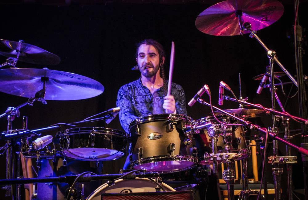 Concert Roman Lomtadze din Scars of Broadway, LIVE, în Capcana